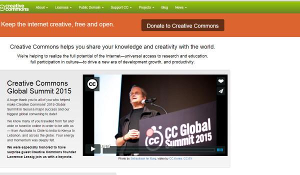 creative-commons-website