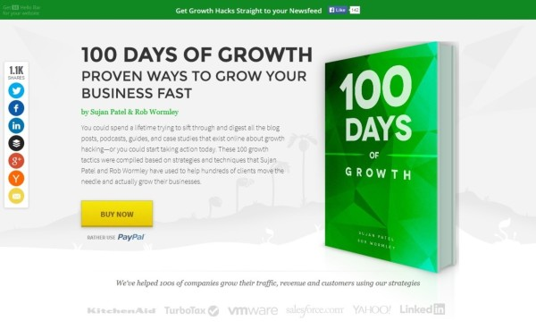 100-days-of-growth