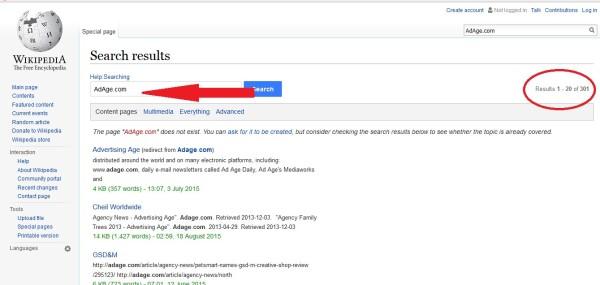 Adage-wikipedia