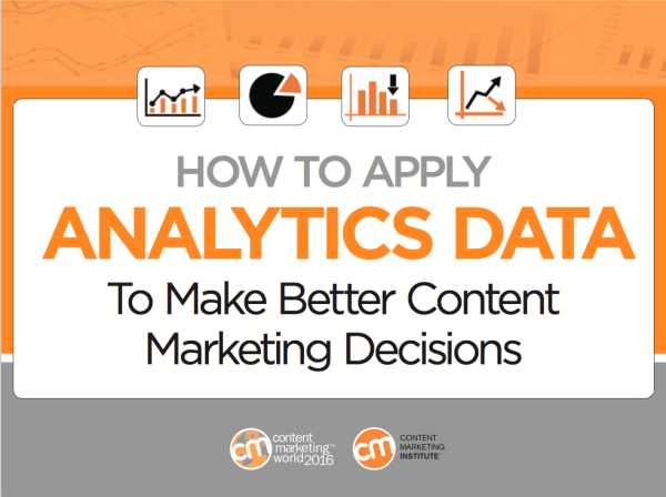 Applied Analytics eBook Cover