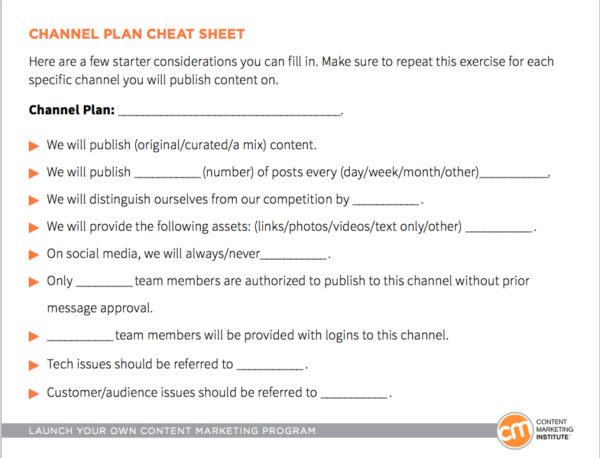 channel plan cheat sheet