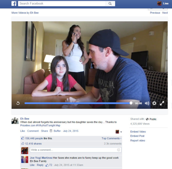 priceline-tonight-only-video-eh-bee-family-anniversary-video-facebook
