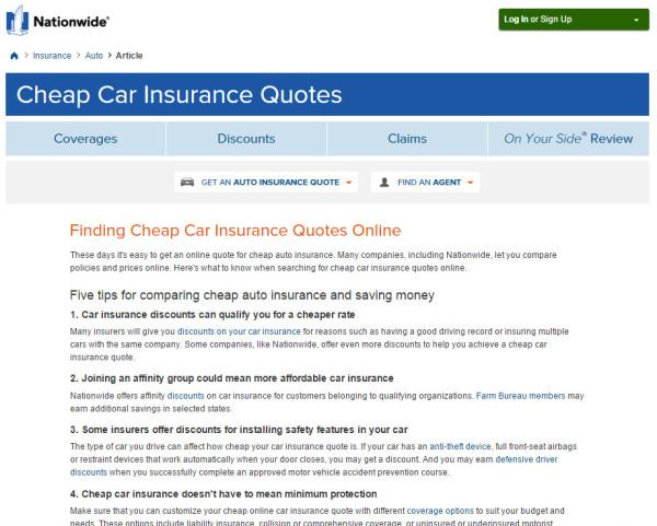 nationwide-cheap-car-insurance-quotes-screenshot