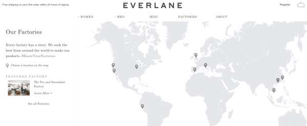 Everlane-Factories