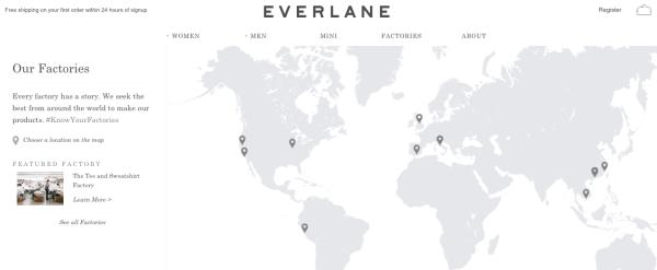 Everlane-Factories