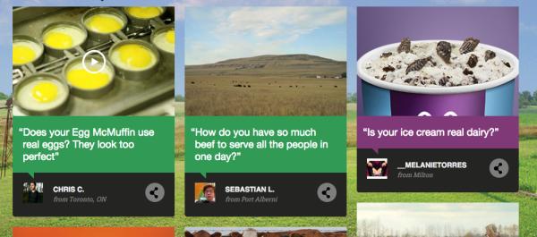 McDonald's-site-tough-questions