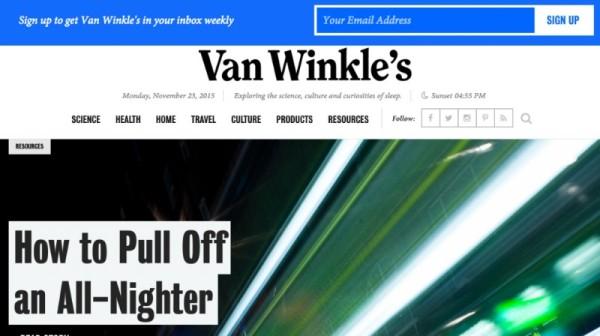 Casper's-VanWinkle's
