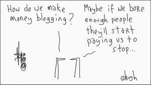 Stop-blogging