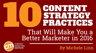 Content Strategy Practices