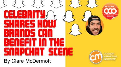Brands Benefit Snapchat Scene