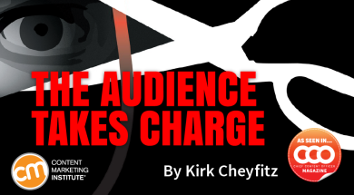 The Audience Takes Charge