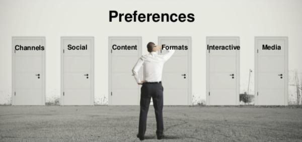 component 7 preferences