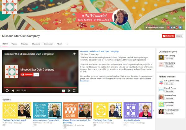 missouri-star-quilt-youtube