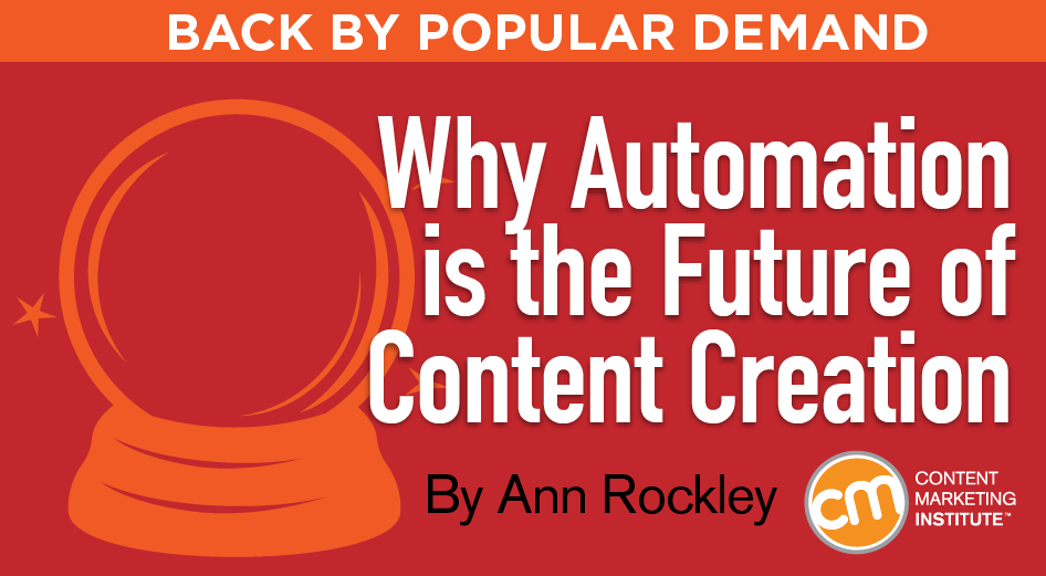 Why Automation Is the Future of Content Creation