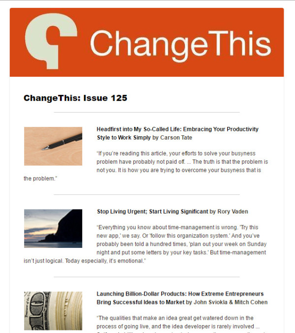 change-this-enewsletter-example
