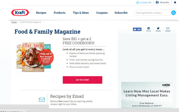 kraft-food-family-magazine-example