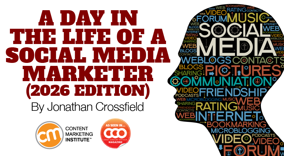 A Day in the Life of a Social Media Marketer (2026 edition)
