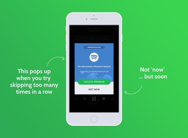 Spotify-Sales-Point