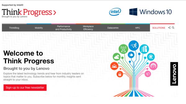 Lenovo think progress copy