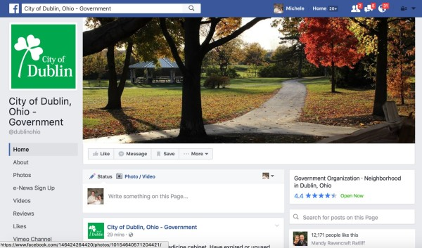 facebook-feed-dublin-ohio