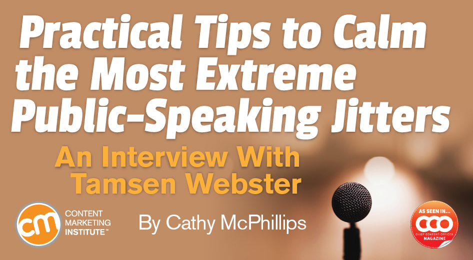 Practical Tips To Calm The Most Extreme Public Speaking