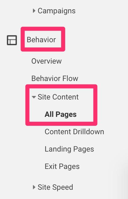 google-analytics-performance-blog-content