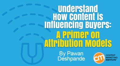 content-influening-buyers-attribution-models