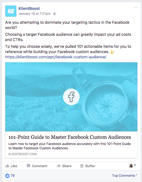 Facebook-post-KlientBoost