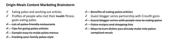 Origin-meals-brainstorm-business-goals