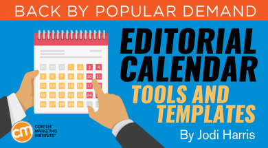 Editorial Calendar Tools And Templates