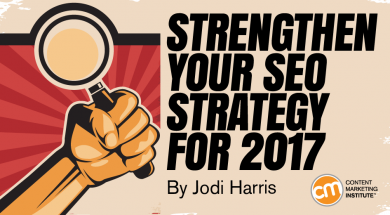 Strengthen Your SEO Strategy for 2017