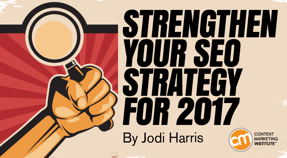 SEO Strategy for 2017