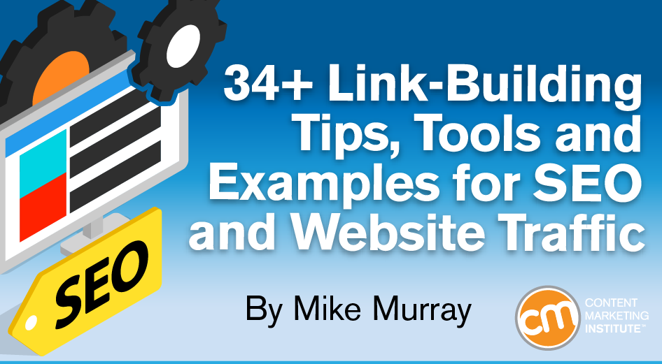 SEO: 34+ Link Building Tips