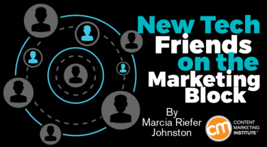 Key roles content strategists content engineers data scientists new tech friends on the marketing block fandeluxe Images