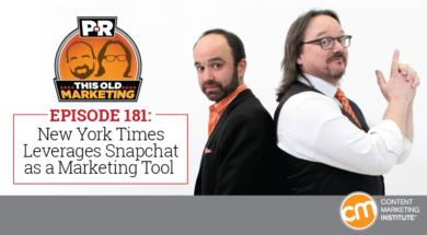 new-york-times-snapchat-marketing-tool-podcast