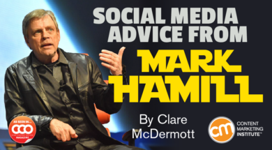 Social Media Advice From Mark Hamill