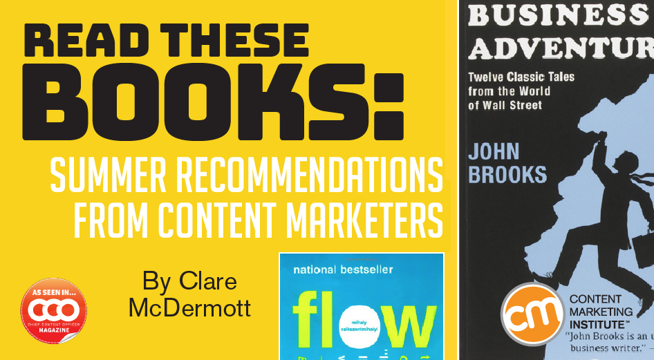 contentmarketinginstitute.com - Summer Book Recommendations from Content Marketers