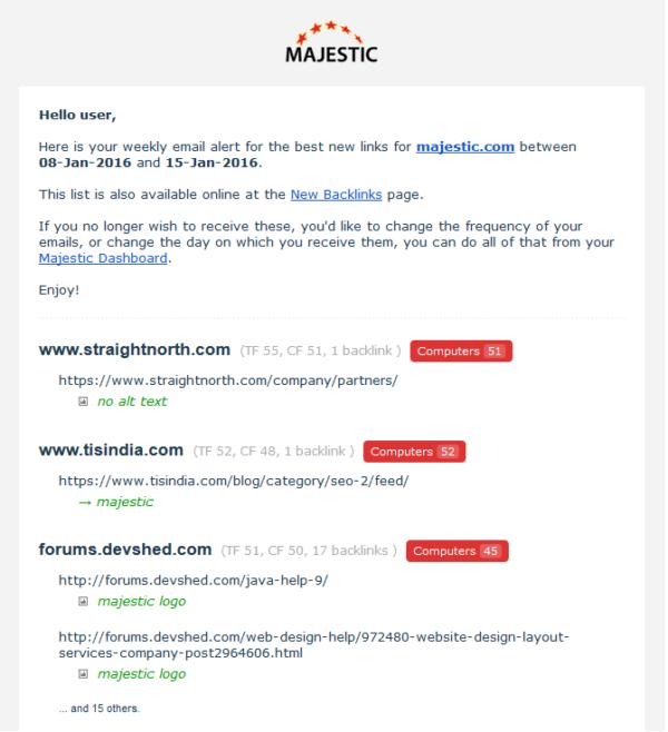 majestic-alerts-tool