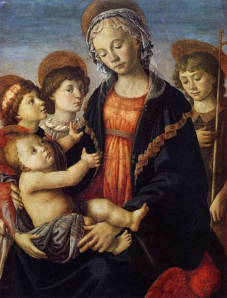 458px-Botticelli,_The_Virgin_and_Child_with_Two_Angels_and_the_Young_St_John_the_Baptist