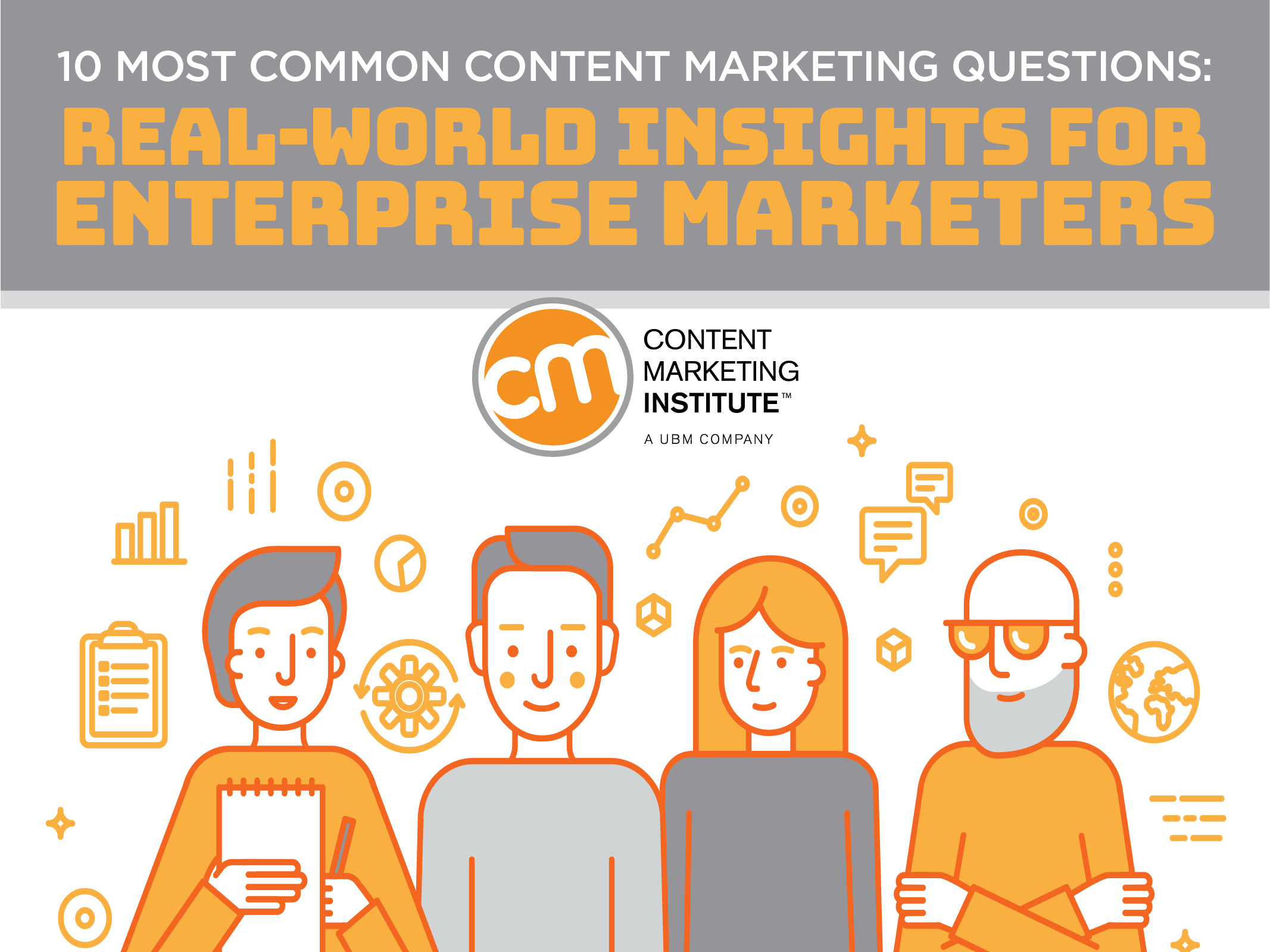 10 Most Common Content Marketing Questions