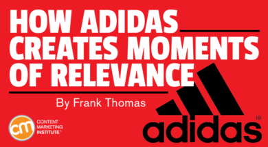 new product e7591 bad7e How Adidas Creates Moments of Relevance