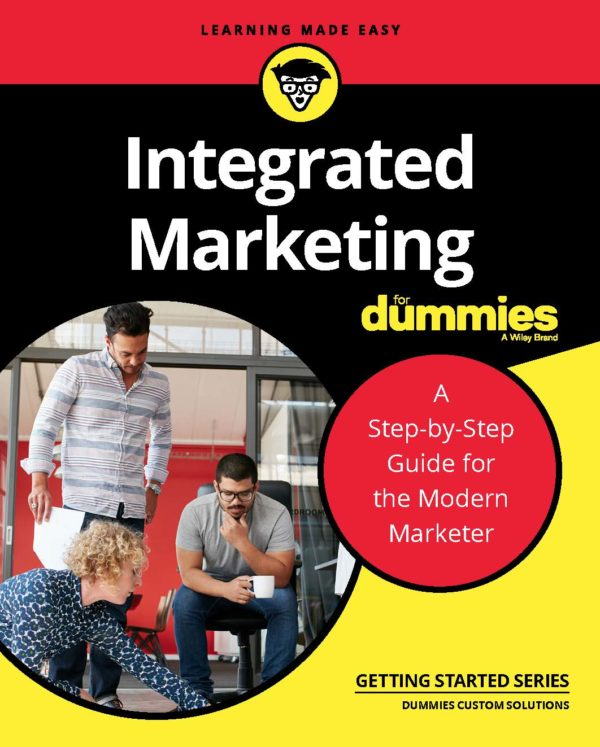 Wiley_Integrated Marketing For Dummies_covere