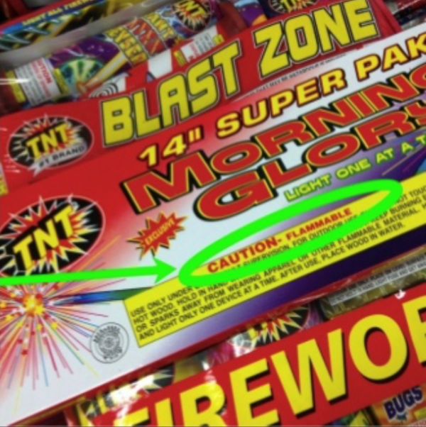 Thanks, Blast Zone legal team!