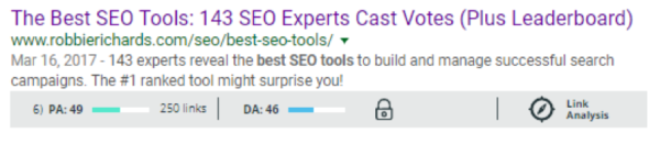 best-seo-tools-serp