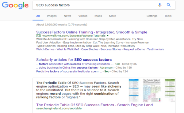 seo-success-factors-google-answer-box