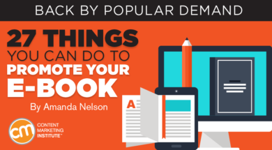 27 Things You Can Do To Promote Your E Book