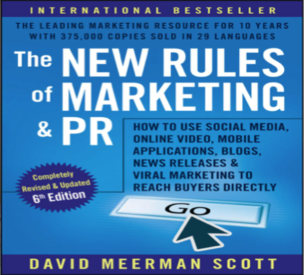 the new rules of marketing and pr 6th edition pdf