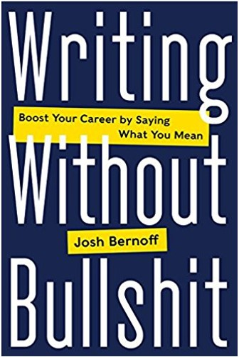 writing-without-bullshit-josh-bernoff