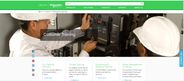 schneider-electric-classes