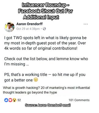 influencer-roundup
